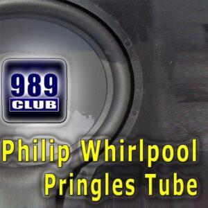Pringles Tube