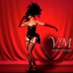 Max Porcelli - Red Burlesque Live - Villa Marchi