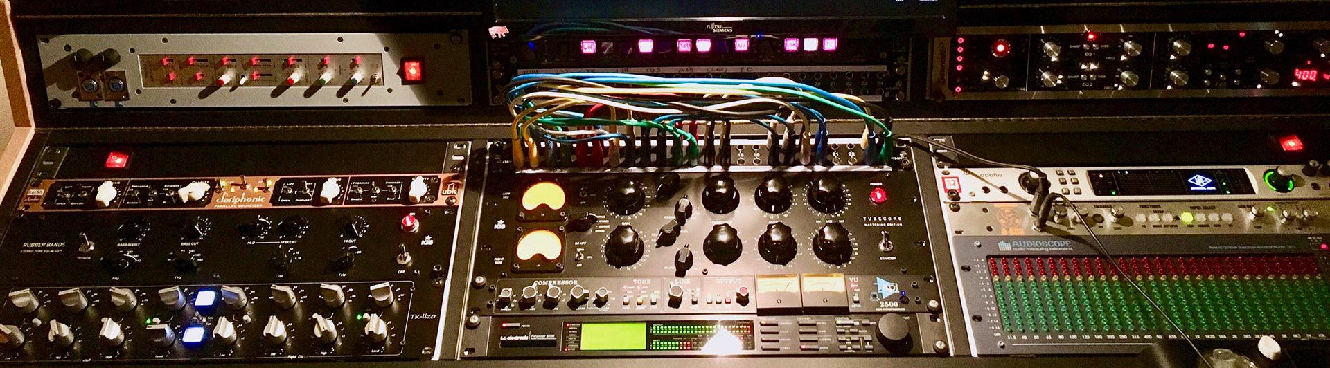 989 Records Studio Audio Mastering Service